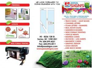 jassal signs Jassal-3-fold-brochure
