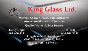 jassal signs King-Business-Cards