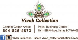jassal signs Vivah-Business-Cards