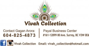 jassal signs Vivah-Business-Cards